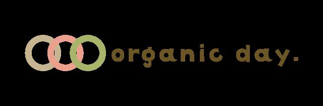 有機農業の日ロゴ(英語・横)
